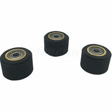 3pcs Pinch Roller For Roland Vinyl Plotter Cutter 3*11*16mm Roller Printer Parts