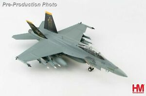 DIECAST AIRCRAFT, Hobbymaster 1/72 F/A-18F Super Hornet HA5117