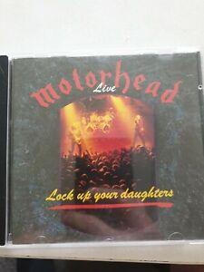 Musik Cd Motorhead Lock Up Your Daughters