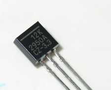 10PC LP2950ACZ-3.3 3.3V TO-92 HTC Three-End Regulator Tube