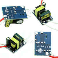 300mA 1PC LED Power Driver 3X1W Light Lamp Power Supply AC 85-265V
