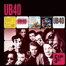 UB40 - 5 ALBUM SET NEW CD