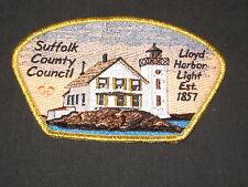 Suffolk County Council sa71 CSP.  Lloyd Harbor Light house