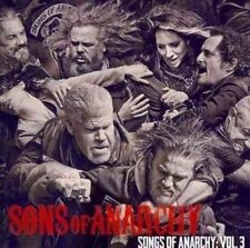 Original Soundtrack - Sons of Anarchy Vol. 3 CD