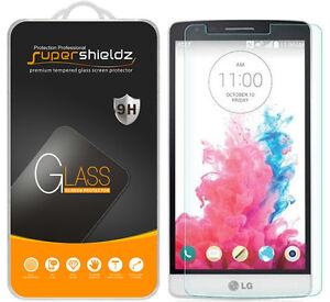 Supershieldz Premium Tempered Glass Screen Protector Shield Saver for LG G3
