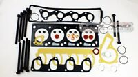 FORD TRANSIT CONNECT 1.8 Di TDCi TDDi HEAD GASKET SET AND HEAD BOLTS SET