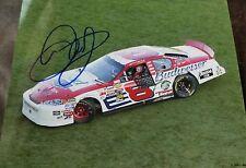 Dale Earnhardt Jr signed 8x10 photo  Nascar