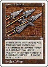 MTG 4x SERRATED ARROWS - Anthologies *Artifact*