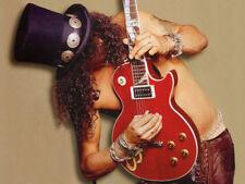 Slash UNSIGNED photograph - M3300 - English-American musician - Guns N' Roses