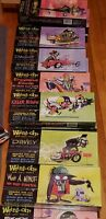 New 2006 Hawk Model Co. Weird-Ohs ™ Car-Icky-Tures Customizable Models (Sealed)