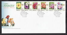MALAYSIA 2007 GARDEN FLOWERS DEFINITIVE SET ILLUSTRATED FIRST DAY COVER (L263)
