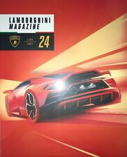 Lamborghini Huracan EVO + URUS + Aventador SVJ Press LIVRE/BOOK/MAGAZINE/brochure rare