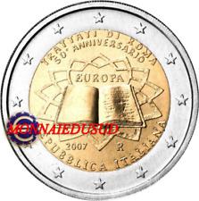 2 Euro Commémorative Italie 2007 - Traité de Rome
