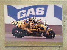 Valentino Rossi MotoGP Yamaha Team 12x8 Photograph