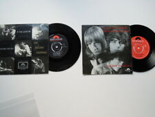 GOLDEN EARRINGS 45's ' IF YOU LEAVE ME & I'VE JUST LOST SOMEBODY HOLLAND P/S EX