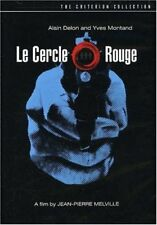 Le Cercle Rouge (Criterion DVD, 2003, 2-Disc Set, Special Edition) BRAND NEW