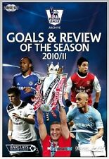 English Premier League Goals & Review of the 2010/2011 EPL Season DVD NIP 2 Disc