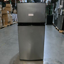 Pickup Only Insignia 4.3Cf Top-Freezer Refrigerator Stainless Steel Ns-Cf43Ss9
