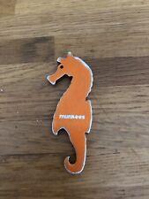 Monkees Used Orange Keyring