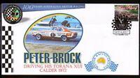 PETER BROCK AUSTRALIAN RACING GREATS COV, TORANA XU1