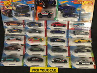 Hot Wheels MUSTANG Singles-Pick your CAR-Make your own Lot - Mega Selection-SALE