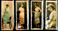 Actresses/ Beauties In Plastic Sleeves Tea Card Publications