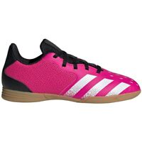 Chaussures de football Adidas Predator Freak.4 In Sala Jr FW7539 rose