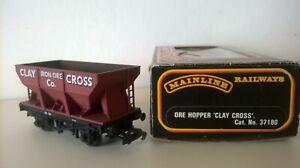 Mainline 37180 Clay Cross Iron Ore Hopper wagon No 72