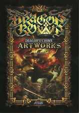 Dragon's Crown ARTWROKS art book illustration
