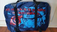 Anime Naruto Logo Canvas School Shoulder Bag