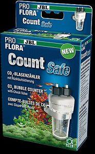 JBL ProFlora Countsafe CO2 bubble counter & check valve Count Safe