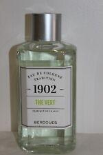 BERDOUES EAU DE COLOGNE TRADITION THE VERT 480 ML NEUF
