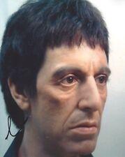 Al Pacino signed Tony Montana Scarface 8x10 photo - Proof - Godfather, Irishman