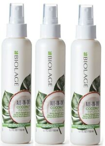 3 PEZZI MATRIX BIOLAGE ALL IN ONE COCONUT INFUSION SPRAY MULTIBENEFICI CAPELLI