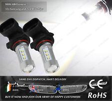 Cree LED HB4 9006 Xenon White Fog Parking DRL Daytime Running Light Bulbs 12V