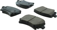 StopTech Disc Brake Pad Set Centric for Volkswagen CC, GTI, Audi TT / 309.11081