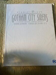 SDCC 2016 Sideshow Artgerm Gotham Sirens Portfolio Artist Proof Only 25 Made!