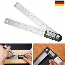 Industrie-Digital Stellwinkel Winkelmesser 20 cm Winkelmessgerät mit LCD Anzeige