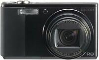 Ricoh Digital Camera R8 R8Bk
