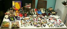 Gi Joe Huge Lot 1980s Action Figures Weapons Accessories Vehicles and Other Arah