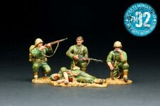 Figarti 1/30th scale A4049P WWII US Marines Beach Landing Force