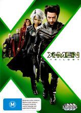 X-Men Trilogy (3 Discs) NEW DVD