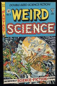 EC Comics Fantasy Weird Science Jan No. 3  Wally Wood Feldstein Kurtzman 1991