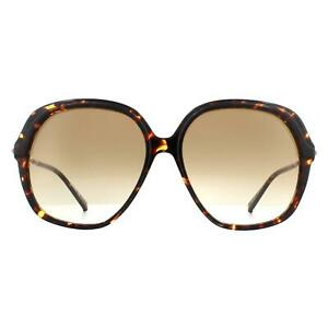 Max Mara Sunglasses Classy X WR9 HA Havana Brown Gradient