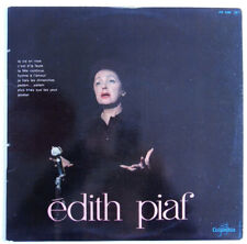 LP 25 CM EDITH PIAF LA VIE EN ROSE COLUMBIA FS 1008