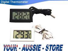 LCD Digital Thermometer for Fridge Freezer Aquarium FISH TANK Temperature