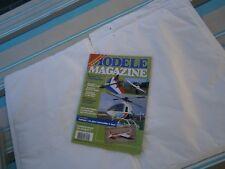 Revue RC Avion modélisme Modéle magazine plan encarté Arbaléte incroyable Delta