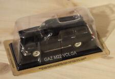 Gaz m22 Volga scala 1:43 modello finito