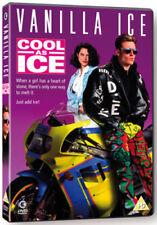 Cool As Ice DVD (2010) Vanilla Ice, Kellogg (DIR) cert PG ***NEW*** Great Value
