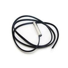 NTC 10K Ohm 1% 3435 Thermistor Temperature Sensor Cylinder Probe 1.0M Wire